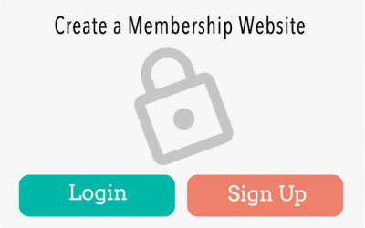 How to create a membership website with WordPress for FREE?